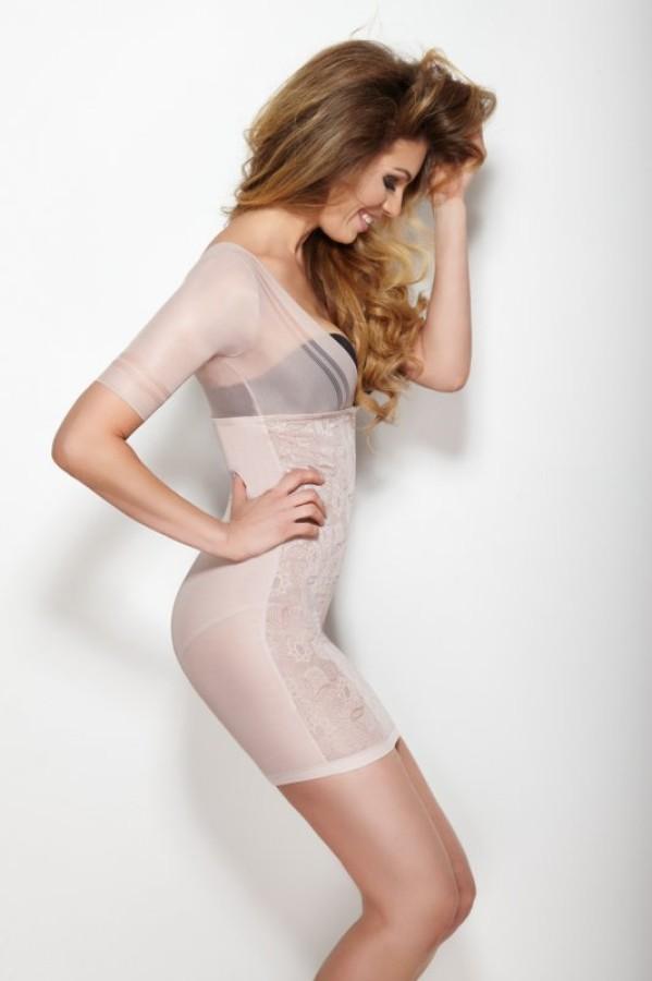 Formuojanti suknelė Glossy by Mitex